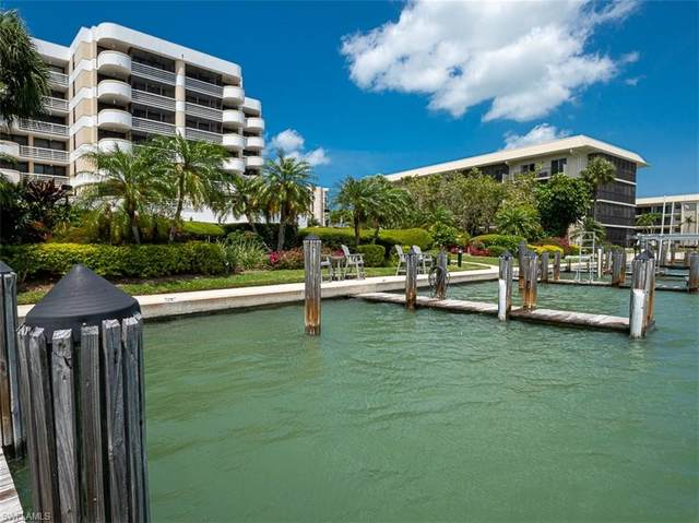 3100 Gulf Shore Blvd N #601, Naples, FL 34103 (MLS #220027919) :: #1 Real Estate Services