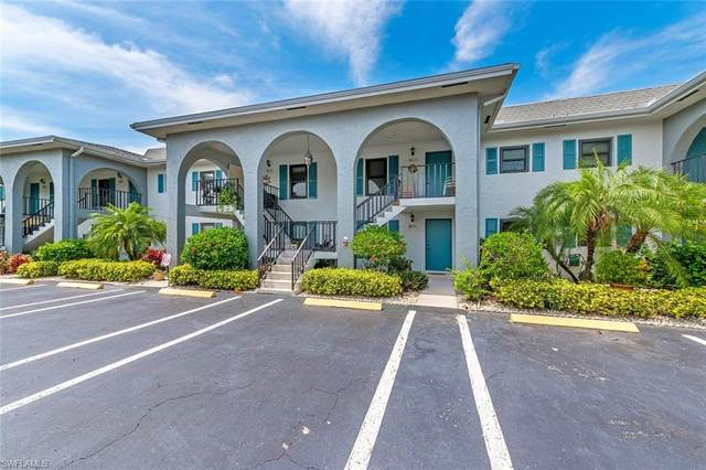 5590 Rattlesnake Hammock Rd M-104, Naples, FL 34112 (#220027945) :: Equity Realty