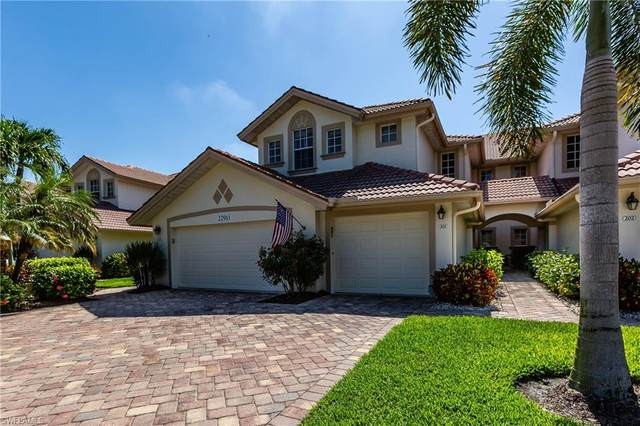 22911 Rosedale Dr #201, Estero, FL 34135 (MLS #220027996) :: #1 Real Estate Services