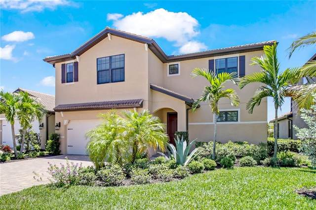 14549 Tuscany Pointe Trl, Naples, FL 34120 (#220028131) :: The Dellatorè Real Estate Group