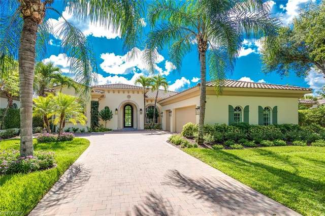 2016 Isla Vista Ln, Naples, FL 34105 (#220028165) :: Equity Realty