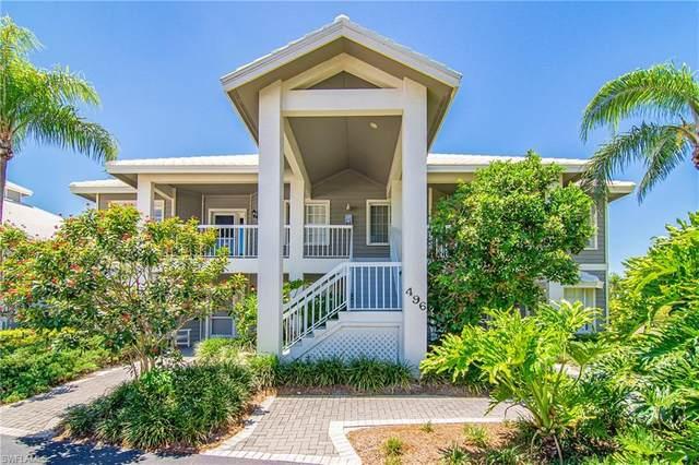 496 Edgemere Way E 1-1, Naples, FL 34105 (MLS #220028170) :: Clausen Properties, Inc.