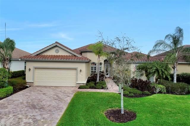 9719 Nickel Ridge Cir, Naples, FL 34120 (#220028181) :: The Dellatorè Real Estate Group