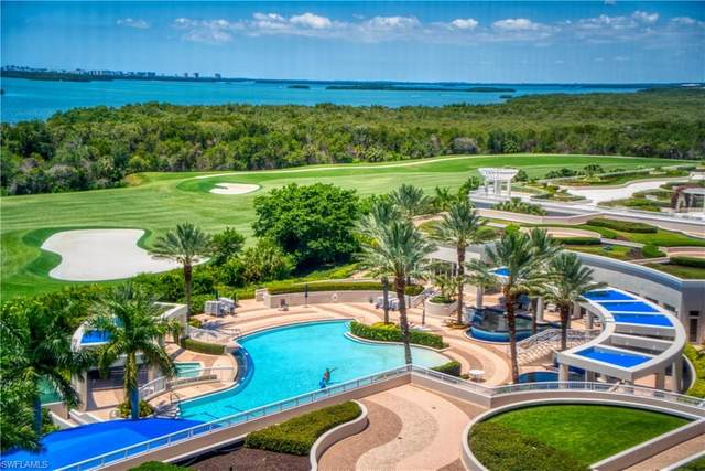 4951 Bonita Bay Blvd #802, Bonita Springs, FL 34134 (#220028201) :: The Dellatorè Real Estate Group