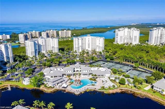 285 Grande Way #801, Naples, FL 34110 (MLS #220028229) :: #1 Real Estate Services
