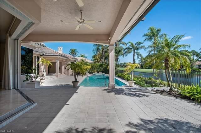 144 Cheshire Way, Naples, FL 34110 (#220028457) :: The Dellatorè Real Estate Group