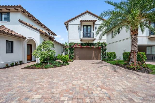 16456 Talis Park Dr, Naples, FL 34110 (#220028461) :: The Dellatorè Real Estate Group