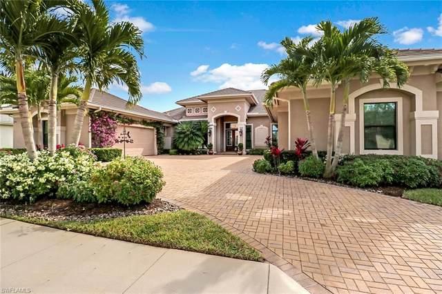 11934 Hedgestone Ct, Naples, FL 34120 (MLS #220028564) :: #1 Real Estate Services