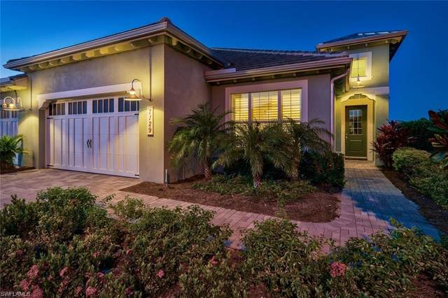 7129 Dominica Dr, Naples, FL 34113 (MLS #220028808) :: #1 Real Estate Services