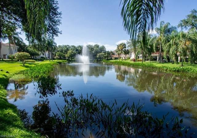100 Siena Way #1203, Naples, FL 34119 (MLS #220028837) :: Team Swanbeck
