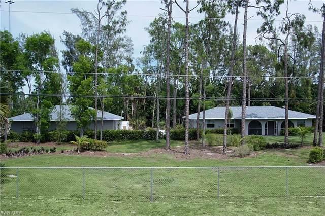470 Soll St, Naples, FL 34109 (#220028939) :: The Dellatorè Real Estate Group