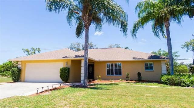 2500 44th St SW, Naples, FL 34116 (#220029032) :: The Dellatorè Real Estate Group