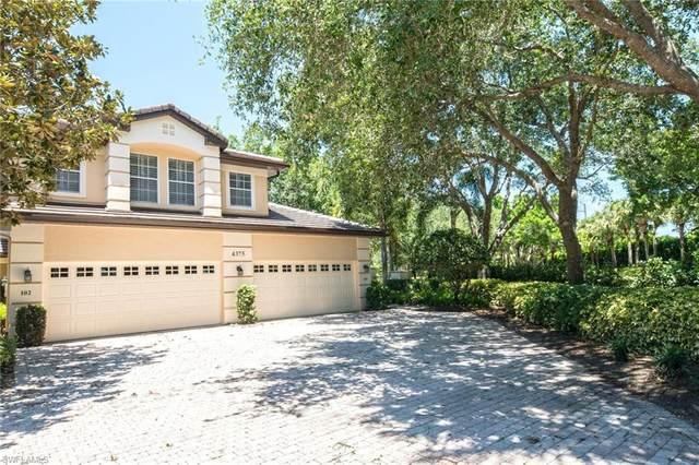 4375 Dover Ct #104, Naples, FL 34105 (MLS #220029058) :: #1 Real Estate Services