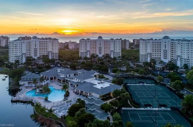 325 Dunes Blvd Ph-6, Naples, FL 34110 (MLS #220029060) :: #1 Real Estate Services
