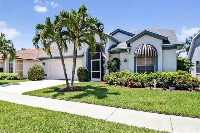 649 Lambton Ln, Naples, FL 34104 (MLS #220029061) :: Team Swanbeck