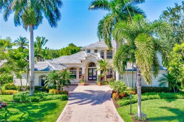 7680 Santa Margherita Way, Naples, FL 34109 (MLS #220029165) :: #1 Real Estate Services