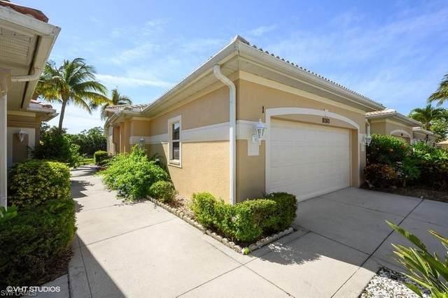8080 Sanctuary Dr #1, Naples, FL 34104 (MLS #220029242) :: Team Swanbeck