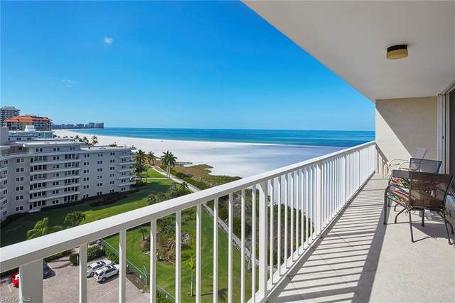 260 Seaview Ct #1009, Marco Island, FL 34145 (MLS #220029342) :: #1 Real Estate Services
