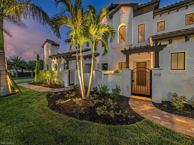 16362 Corsica Way 5-101, Naples, FL 34110 (#220029412) :: The Dellatorè Real Estate Group
