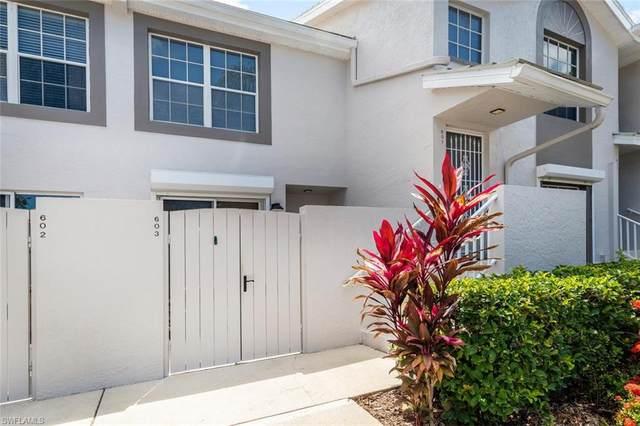 3715 Fieldstone Blvd 6-103, Naples, FL 34109 (MLS #220029421) :: #1 Real Estate Services