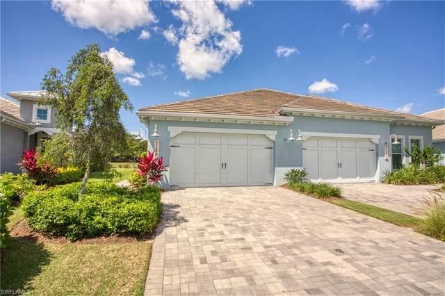 7128 Dominica Dr, Naples, FL 34113 (MLS #220029478) :: #1 Real Estate Services