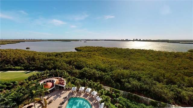4851 Bonita Bay Blvd W #1101, Bonita Springs, FL 34134 (#220029533) :: The Dellatorè Real Estate Group