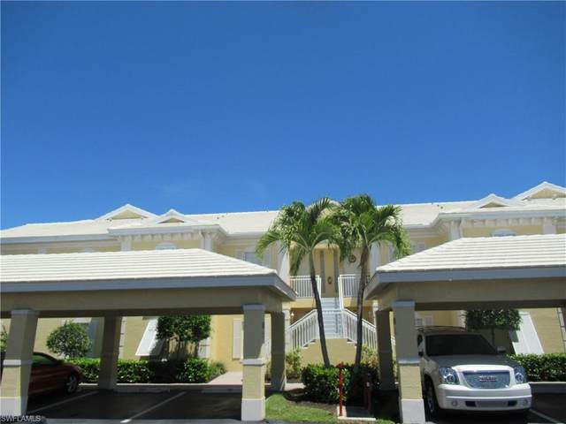 1400 Sweetwater Cv #202, Naples, FL 34110 (MLS #220029613) :: #1 Real Estate Services