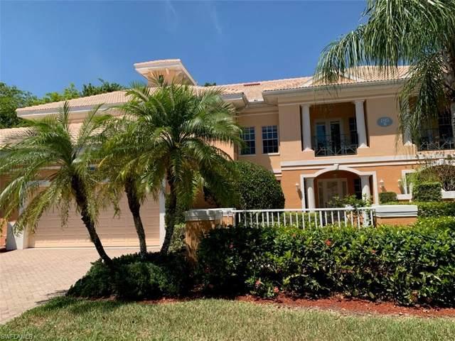 4815 Aston Gardens Way B101, Naples, FL 34109 (MLS #220029652) :: Team Swanbeck