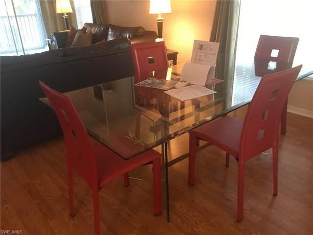 13021 Hamilton Harbour Dr S10, Naples, FL 34110 (MLS #220029686) :: #1 Real Estate Services