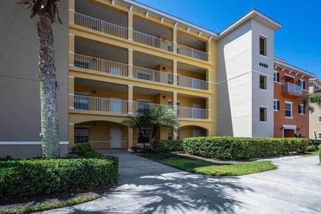 4450 Botanical Place Cir #306, Naples, FL 34112 (MLS #220029690) :: #1 Real Estate Services
