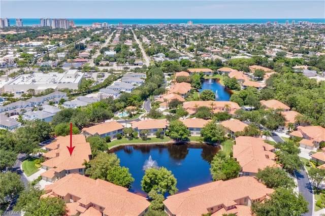 1190 Egrets Walk Cir #103, Naples, FL 34108 (MLS #220029700) :: #1 Real Estate Services