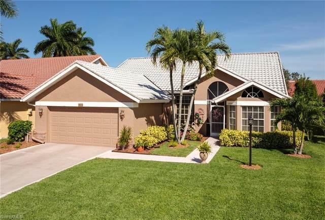 128 Granville Ct, Naples, FL 34104 (MLS #220029764) :: #1 Real Estate Services