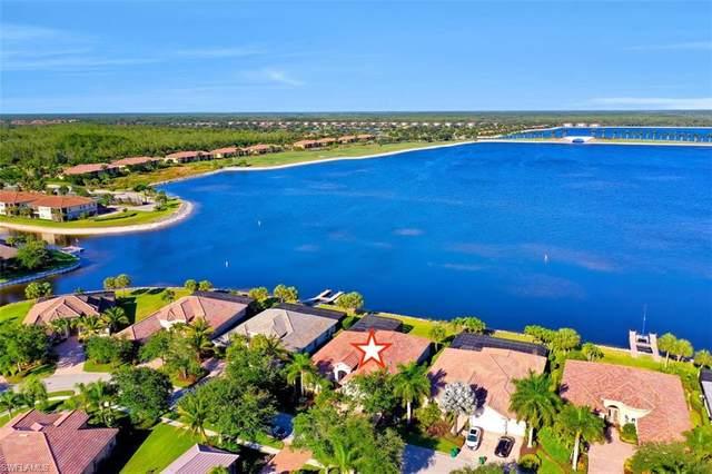 8761 Hideaway Harbor Ct, Naples, FL 34120 (#220029887) :: The Dellatorè Real Estate Group