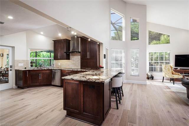 2048 Laguna Way, Naples, FL 34109 (MLS #220029888) :: #1 Real Estate Services