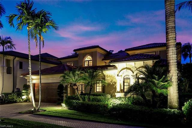 2903 Tiburon Blvd E, Naples, FL 34109 (#220030014) :: Southwest Florida R.E. Group Inc