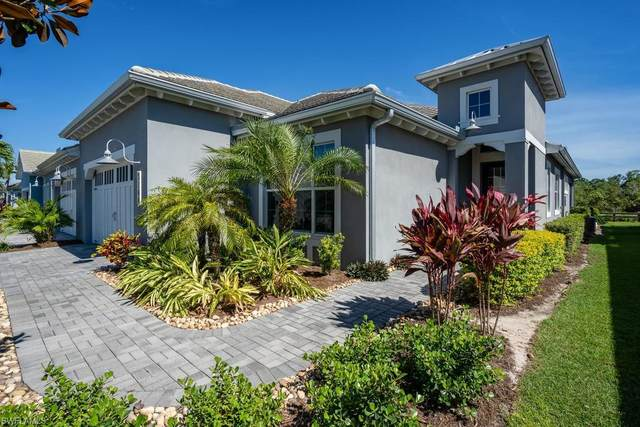 7166 Dominica Dr, Naples, FL 34113 (MLS #220030264) :: #1 Real Estate Services