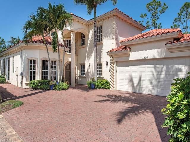 1276 Via Portofino, Naples, FL 34108 (MLS #220030379) :: #1 Real Estate Services