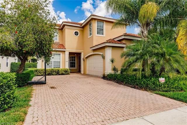 2119 Isla De Palma Cir, Naples, FL 34119 (MLS #220030444) :: #1 Real Estate Services