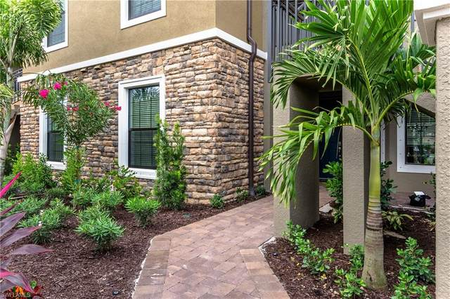 9433 Benvenuto Ct #103, Naples, FL 34119 (MLS #220030487) :: Clausen Properties, Inc.