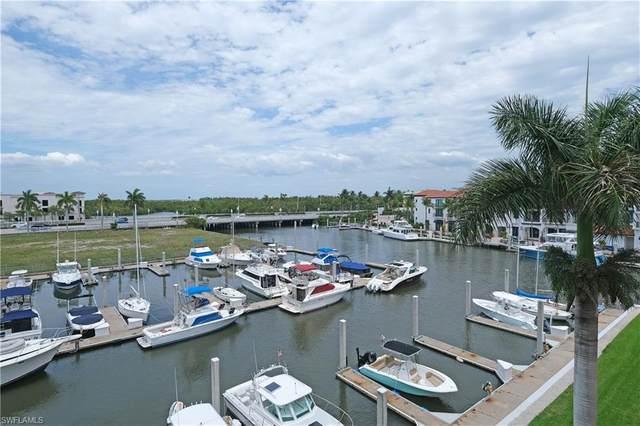 803 River Point Dr 306B, Naples, FL 34102 (MLS #220030511) :: Clausen Properties, Inc.