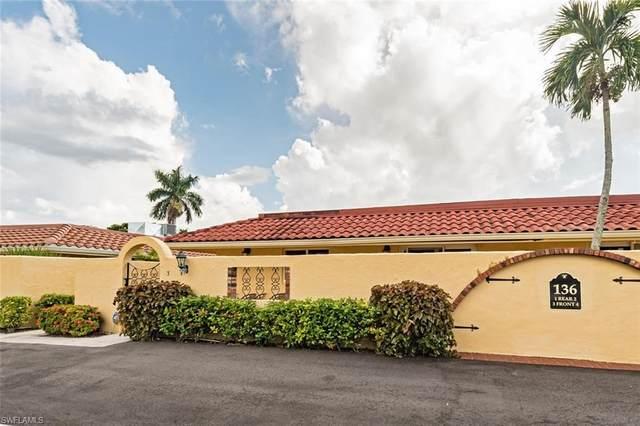 136 Harrison Rd L-3, Naples, FL 34112 (#220030548) :: Caine Premier Properties