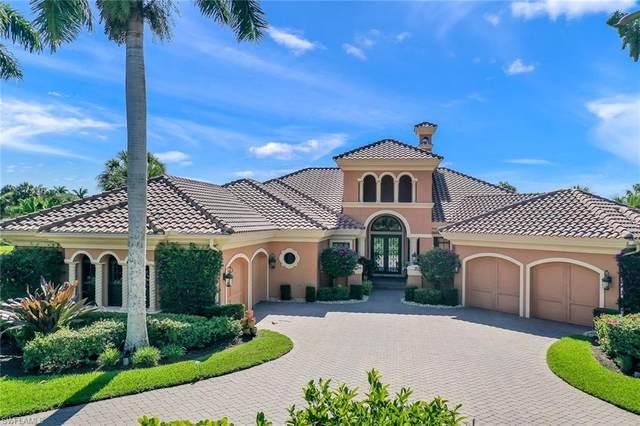 11669 Bald Eagle Way, Naples, FL 34120 (MLS #220030556) :: Kris Asquith's Diamond Coastal Group