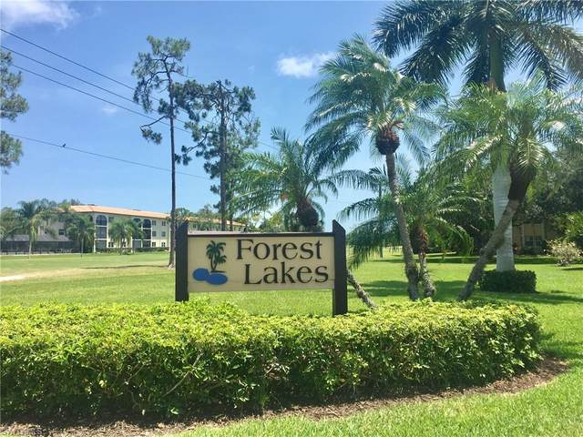 1087 Forest Lakes Dr 1-107, Naples, FL 34105 (MLS #220030575) :: #1 Real Estate Services