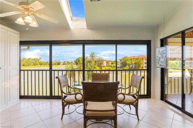 488 Veranda Way D205, Naples, FL 34104 (MLS #220030602) :: #1 Real Estate Services