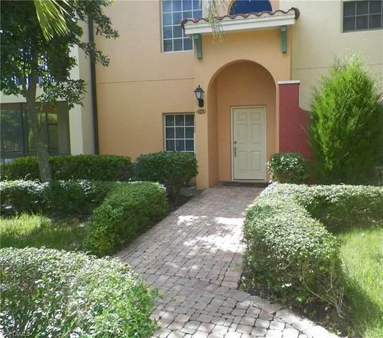 8621 Piazza Del Lago Cir #101, Estero, FL 33928 (MLS #220030868) :: #1 Real Estate Services