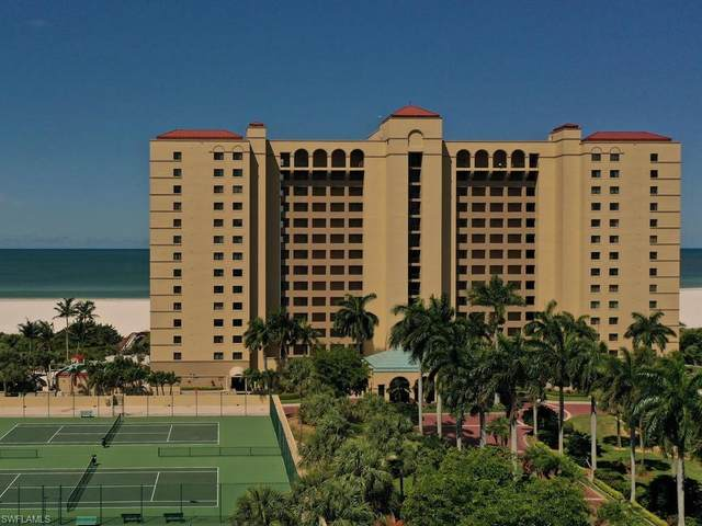 100 N Collier Blvd #606, Marco Island, FL 34145 (#220030914) :: Southwest Florida R.E. Group Inc