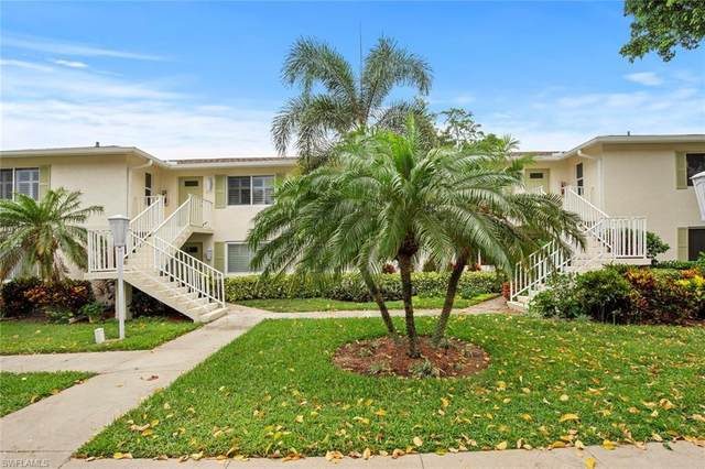 480 Teryl Rd #4, Naples, FL 34112 (MLS #220030931) :: #1 Real Estate Services