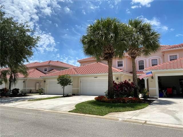 3465 Grand Cypress Dr #201, Naples, FL 34119 (MLS #220030947) :: #1 Real Estate Services