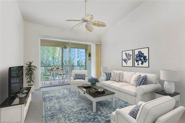 1240 Sarah Jean Cir M-203, Naples, FL 34110 (MLS #220030980) :: #1 Real Estate Services