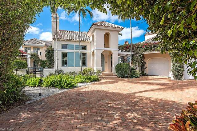 266 Little Harbour Ln, Naples, FL 34102 (#220031025) :: Equity Realty